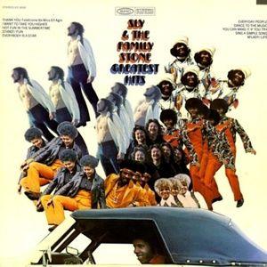 Sly & The Family Stone – Greatest Hits LP Vinyl
